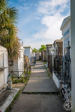 St. Louis Cemetery #1 - New Orleans-16