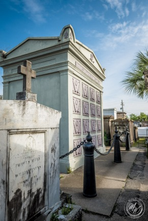 St. Louis Cemetery #1 - New Orleans-17