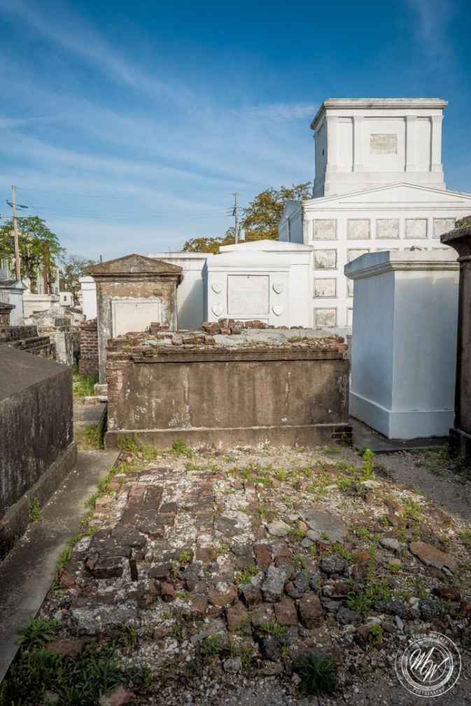 St. Louis Cemetery #1 - New Orleans-18