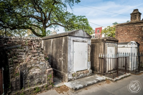 St. Louis Cemetery #1 - New Orleans-19