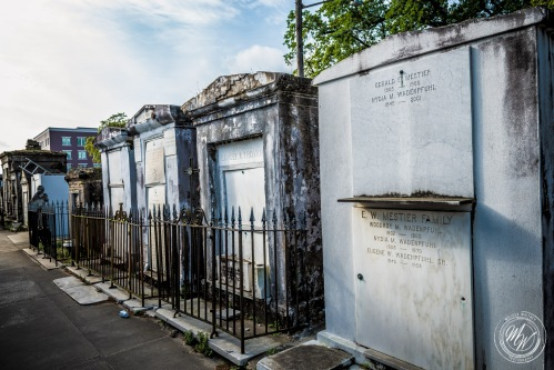 St. Louis Cemetery #1 - New Orleans-20