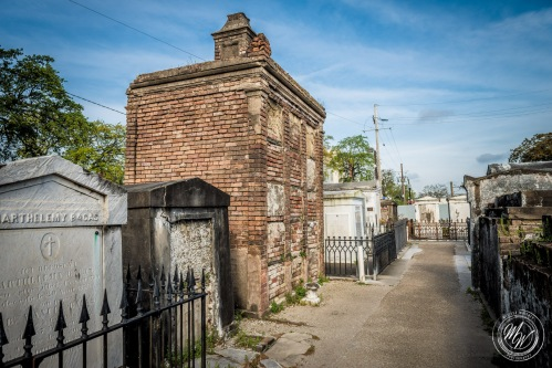 St. Louis Cemetery #1 - New Orleans-21