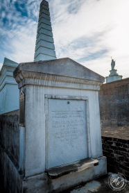 St. Louis Cemetery #1 - New Orleans-22
