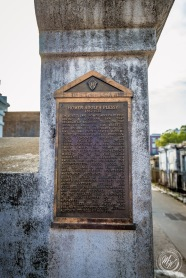 St. Louis Cemetery #1 - New Orleans-23