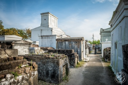 St. Louis Cemetery #1 - New Orleans-24