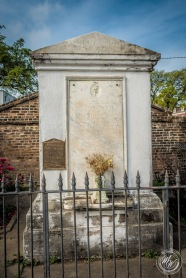 St. Louis Cemetery #1 - New Orleans-25