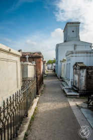 St. Louis Cemetery #1 - New Orleans-26