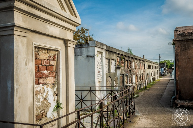St. Louis Cemetery #1 - New Orleans-27