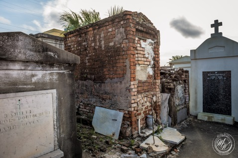 St. Louis Cemetery #1 - New Orleans-30