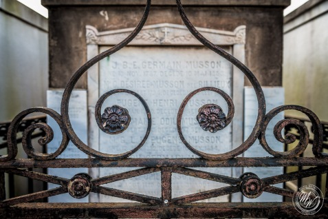 St. Louis Cemetery #1 - New Orleans-31