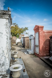 St. Louis Cemetery #1 - New Orleans-32