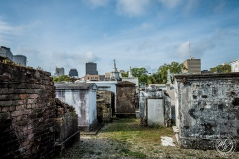 St. Louis Cemetery #1 - New Orleans-33
