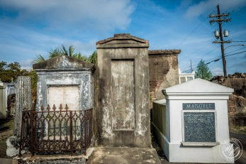 St. Louis Cemetery #1 - New Orleans-35