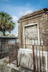 St. Louis Cemetery #1 - New Orleans-37