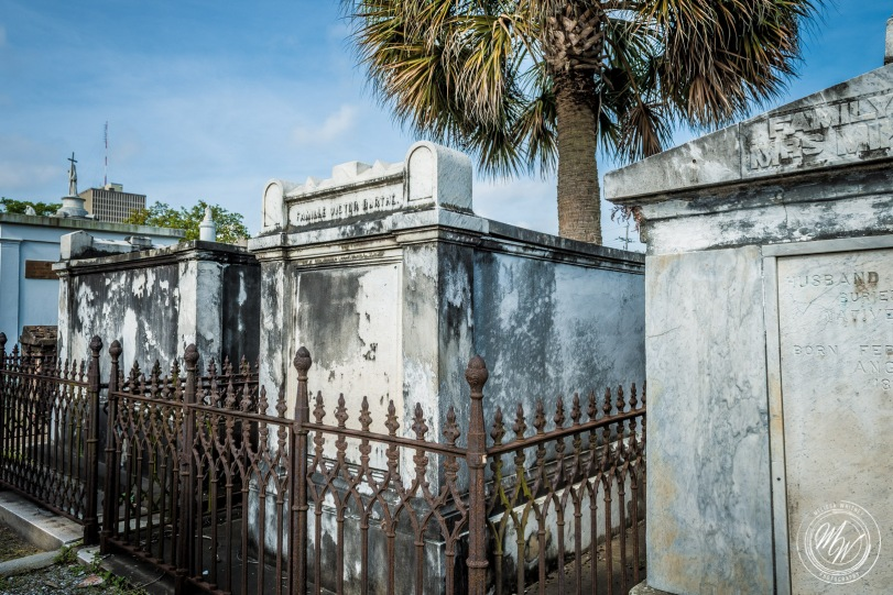 St. Louis Cemetery #1 - New Orleans-38
