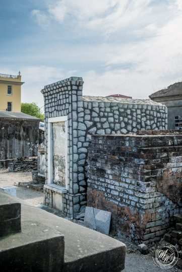 St. Louis Cemetery #1 - New Orleans-39