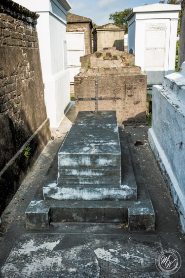 St. Louis Cemetery #1 - New Orleans-40