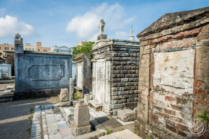 St. Louis Cemetery #1 - New Orleans-41