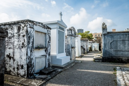 St. Louis Cemetery #1 - New Orleans-42