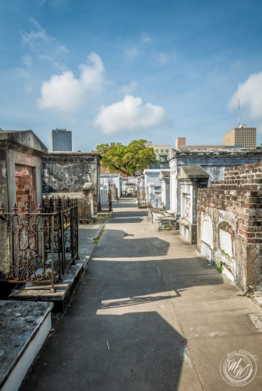 St. Louis Cemetery #1 - New Orleans-43