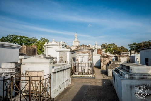 St. Louis Cemetery #1 - New Orleans-5