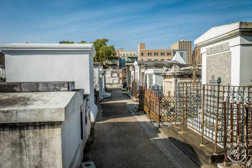 St. Louis Cemetery #1 - New Orleans-6