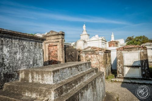 St. Louis Cemetery #1 - New Orleans-7