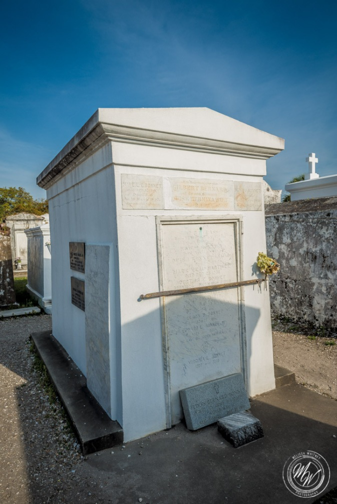 St. Louis Cemetery #1 - New Orleans-8