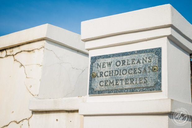 St. Louis Cemetery #1 - New Orleans