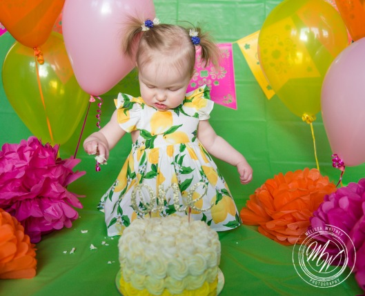 Violet Pearl's 1-year Photos-12