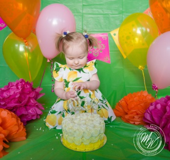 Violet Pearl's 1-year Photos-23