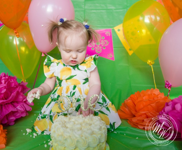 Violet Pearl's 1-year Photos-25