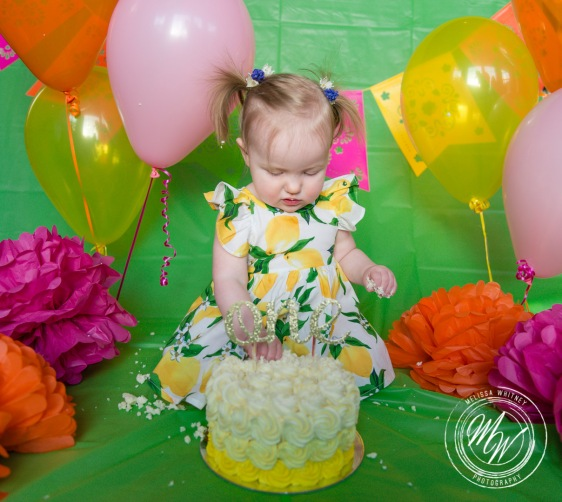 Violet Pearl's 1-year Photos-26