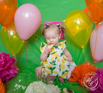 Violet Pearl's 1-year Photos-28