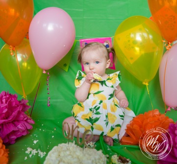 Violet Pearl's 1-year Photos-30