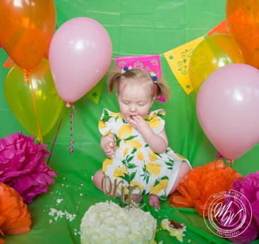 Violet Pearl's 1-year Photos-33
