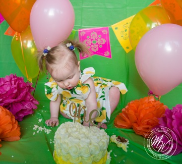 Violet Pearl's 1-year Photos-34