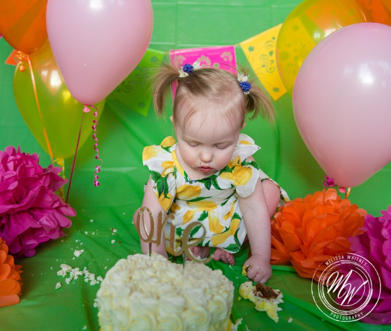 Violet Pearl's 1-year Photos-35