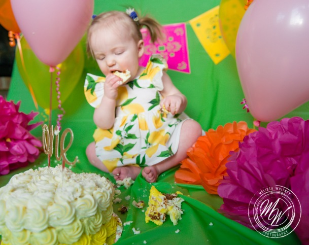 Violet Pearl's 1-year Photos-36