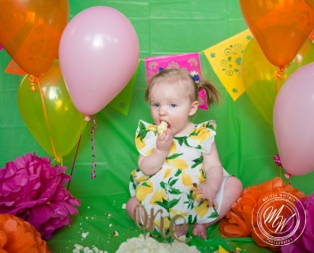 Violet Pearl's 1-year Photos-41