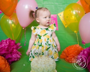 Violet Pearl's 1-year Photos-9