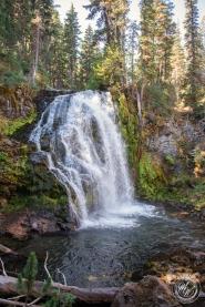 Tumalo Falls Hike-13