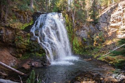 Tumalo Falls Hike-14
