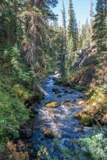 Tumalo Falls Hike-16