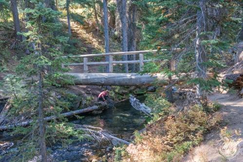 Tumalo Falls Hike-18