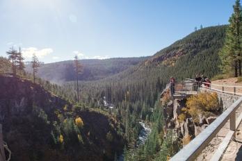 Tumalo Falls Hike-2