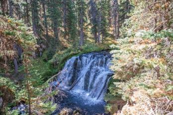 Tumalo Falls Hike-22