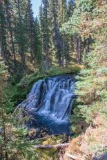Tumalo Falls Hike-23