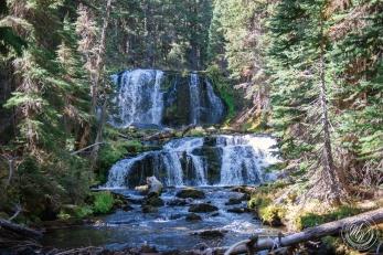 Tumalo Falls Hike-25