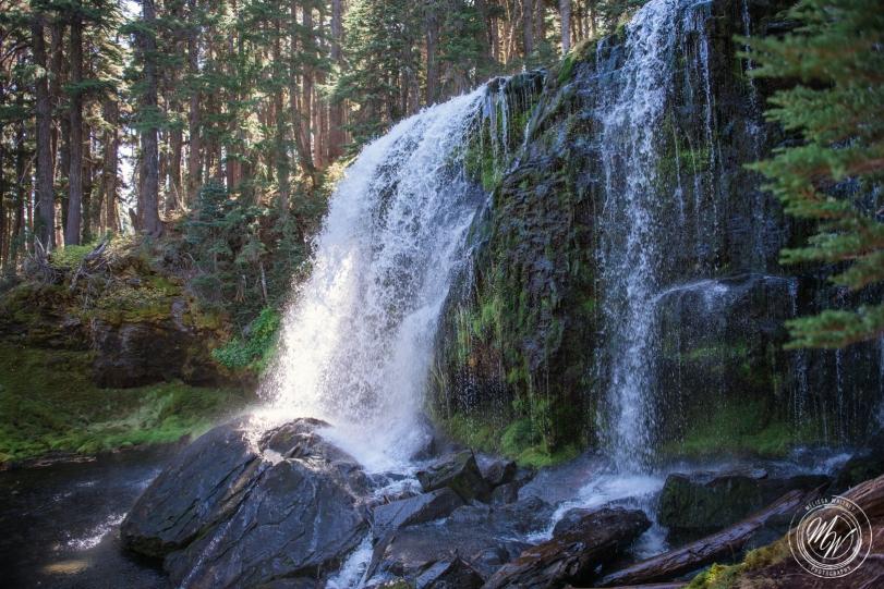 Tumalo Falls Hike-27